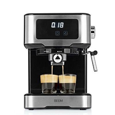 BEEM Siebträgermaschine Espresso Touch für 98,99€ (statt 120€)