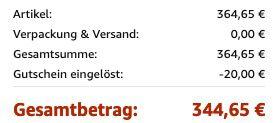 Tineco Smart Akkustaubsauger S11 Tango EX mit Digital Anzeige bis zu 22 KPa Saugleistung für 344,65€ (statt 429€)
