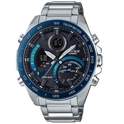 Casio Edifice Premium Smart-Herrenuhr ECB-900 für 134,42€ (statt 158€)