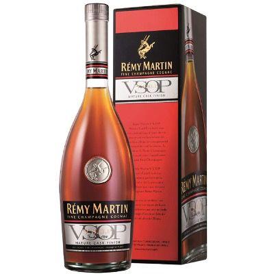 Remy Martin Cognac VSOP 1x 0,7 Liter in Geschenkverpackung für 34,95€ (statt 40€)