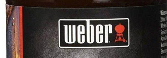 12er Pack Weber Bourbon Smoked Steaksauce für 11,11€ + 2 Schieferplatten im Wert von 40€