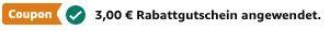 Pampers Deals durch Sparabo und Klick Coupon   z.B. Pampers Premium Protection 96 Stück Größe 1 für 10,12€ (statt 21€)