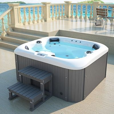 Home Deluxe Sea Star Outdoor-Whirlpool für 2.734€ (statt 3.190€)