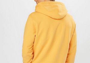 Levis New Original Herren Hoodie in Orange für 35,93€ (statt 63€)