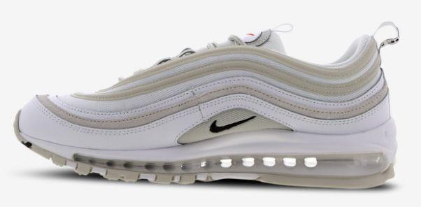 Nike Air Max 97 Essential in White Brown für 129,99€ (statt 156€)