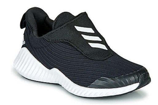 adidas FortaRun Kinder Sneaker in Core Black Cloud White für 17,39€ (statt 35€)