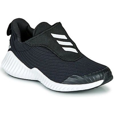 adidas FortaRun Kinder-Sneaker in Core Black Cloud White für 17,39€ (statt 35€)