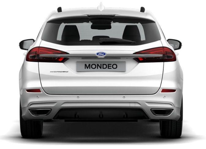 Privat: Ford Mondeo Turnier Hybrid mit 188 PS inkl. FullService & Haustürlieferung für 213€ mtl.   LF: 0,47