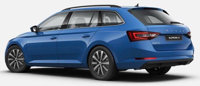 🔥 Gewerbe: Skoda Superb Combi Ambition 1,4 iV Plugin Hybrid mit 218PS für 89€ netto   LF: 0,32