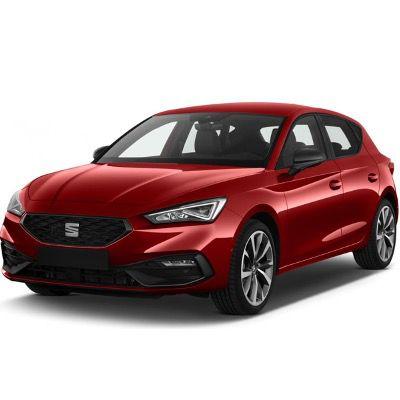 Privat: Seat Leon FR 1.4 e-Hybrid mit 204PS und DSG in Pure Rot für 136€ mtl. – LF 0,49