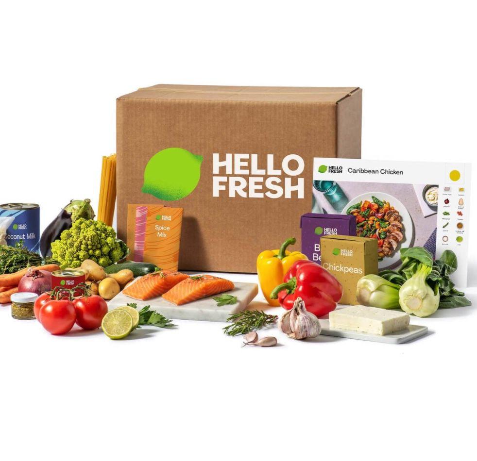HelloFresh Kochbox für 5,92€ – nur für HelloFresh Neukunden