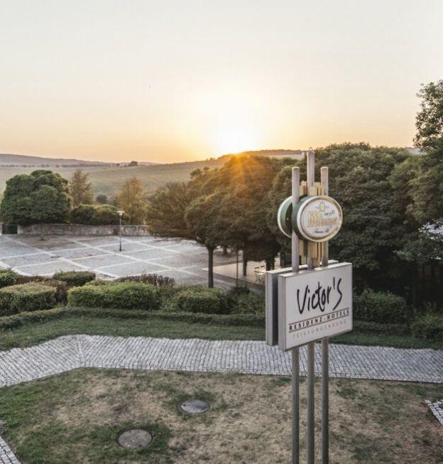 ÜN im 4* Victor's Residenz-Hotel in Thüringen inkl. HP, Spa & Fitness ab 59€ p.P.