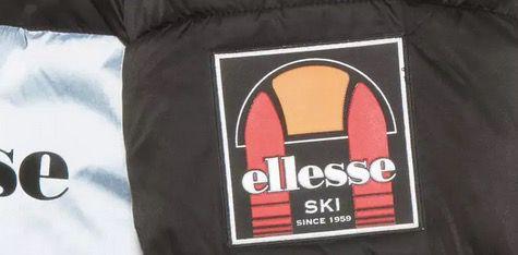 Ellesse Illo Padded Herren Jacke in Schwarz für 43,11€ (statt 71€)