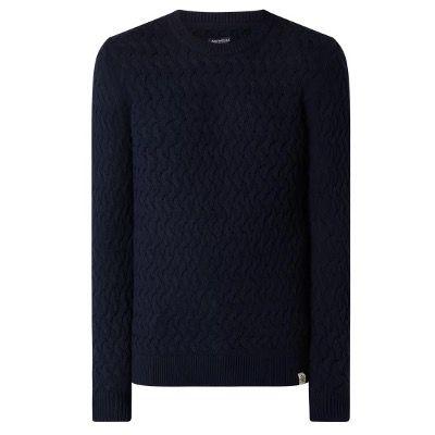 McNeal Pullover aus Bio-Baumwolle Kai in Blau oder Weiß für 19,99€ (statt 40€)