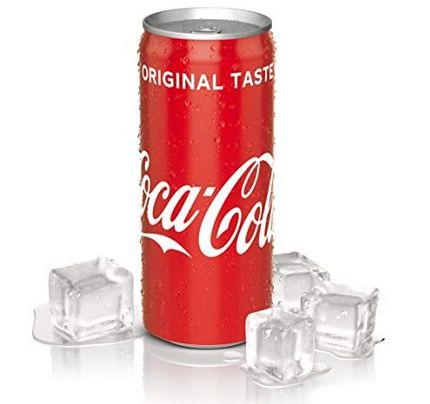 24 Dosen Coca Cola Classic (je 330ml) ab 9,22€ (nur 0,38€ pro Dose) zzgl. Pfand   Prime Sparabo