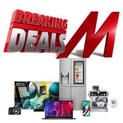 MediaMarkt Breaking Deals – z.B. Crucial MX500 SSD mit 1TB für 79,49€ (statt 94€)