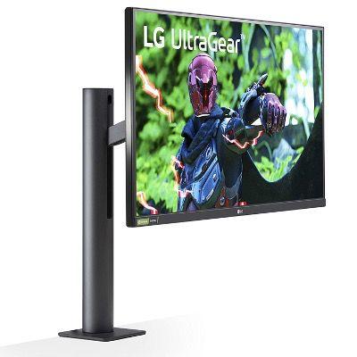 LG 27GN88A-B 68,5 cm 27 Zoll UltraGear QHD IPS Gaming-Monitor für 361€ (statt 469€)