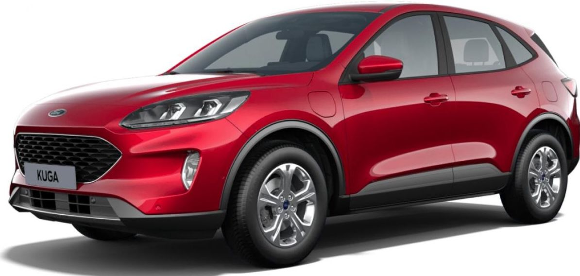 Privat: Ford Kuga Cool & Connect Plug in Hybrid mit 224 PS für 197,79€ mtl.   LF: 0.49