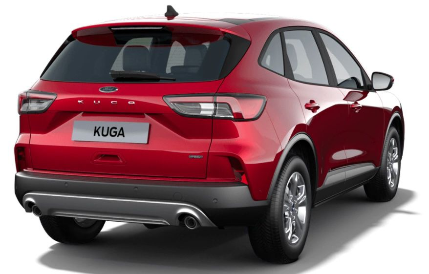Privat: Ford Kuga Cool & Connect Plug in Hybrid mit 224 PS für 196€ mtl.   LF: 0.49