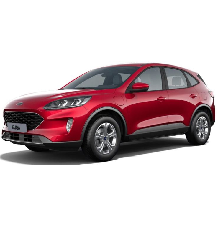 Privat: Ford Kuga Cool & Connect Plug-in Hybrid mit 224 PS für 197,79€ mtl. – LF: 0.49