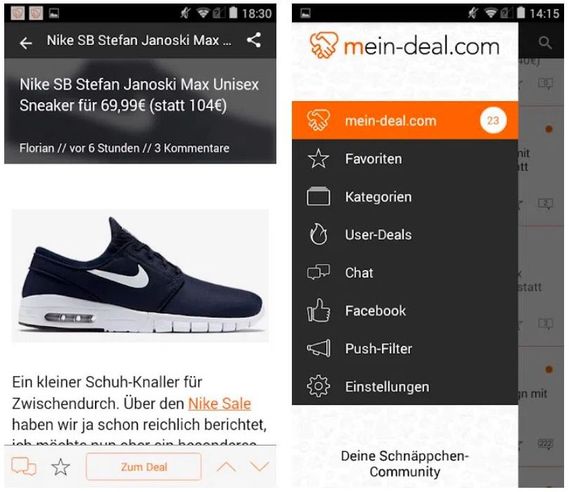 An alle Android User: läuft die App unter Android 11?