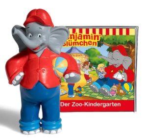 Tonies Hörspiel Benjamin Blümchen – Der Zoo-Kindergarten für 11,13€ (statt 16€) – Prime