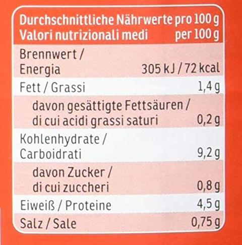 5x Jeden Tag Linsentopf (je 800 g) für 4€ (statt 8€)   Prime