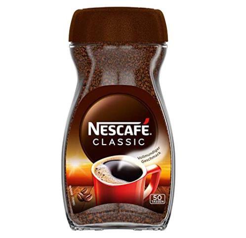 5er Pack Nescafé Classic löslicher Bohnenkaffee (je 100g) für 14,96€ (statt 20€) – Prime
