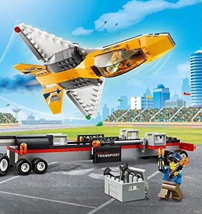 Lego City 60289 Flugshow-Jet-Transporter für 17,59€ (statt 23€)