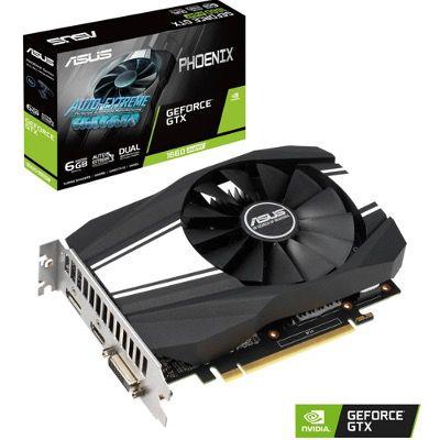 Asus Grafikkarte Nvidia GeForce GTX1660 Super Phoenix Overclocked für 269€ (statt 591€)