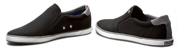 Tommy Hilfiger Iconic Slip On Sneaker mit seitlichen Stretcheinsätzen für 35,95€ (statt 43€)