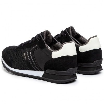 BOSS Sneaker Parkour Runn Nymx2 in Schwarz oder Blau für 124€ (statt 170€)