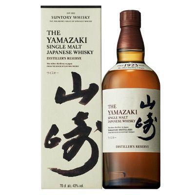 Suntory Yamazaki Distiller's Reserve 43% 0,7 Liter für 85,90€ (statt 100€)