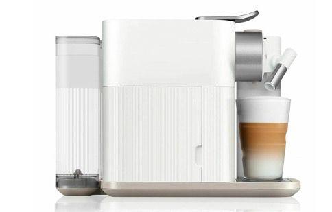 DELONGHI Nespresso Kapselmaschine Gran Lattissima EN650.W 1400W in Weiß für 224,99€ (statt 271€)