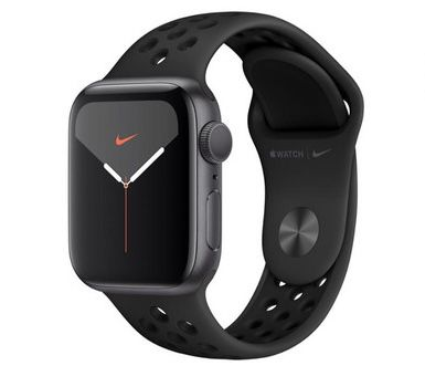 Apple Watch Nike Series 5 44mm (GPS) für 325,90€ (statt 372€)