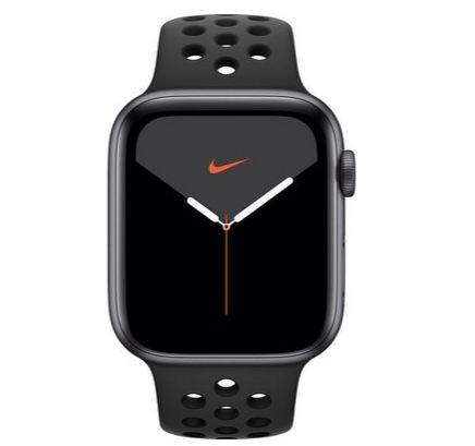 Apple Watch Nike Series 5 44mm (GPS) für 325,90€ (statt 372€)