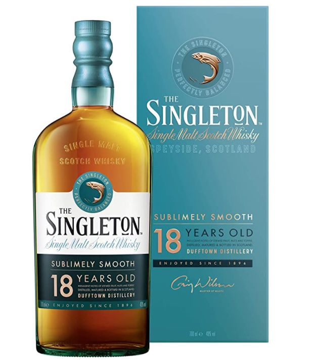 The Singleton of Dufftown 18 Jahre Single Malt Scotch Whisky ab 52,92€ (statt 63€)