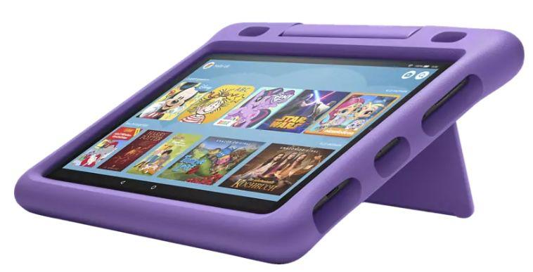 Amazon Fire HD 10 Kids Edition Tablet mit 32GB in Purple für 139,99€ (statt 190€)