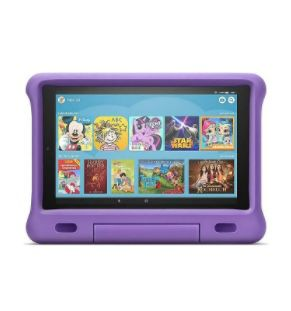 Amazon Fire HD 10 Kids Edition Tablet mit 32GB in Purple für 139,99€ (statt 190€)