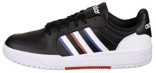 adidas Entrap Lowcut Sneaker in Schwarz für 38,95€ (statt 56€)