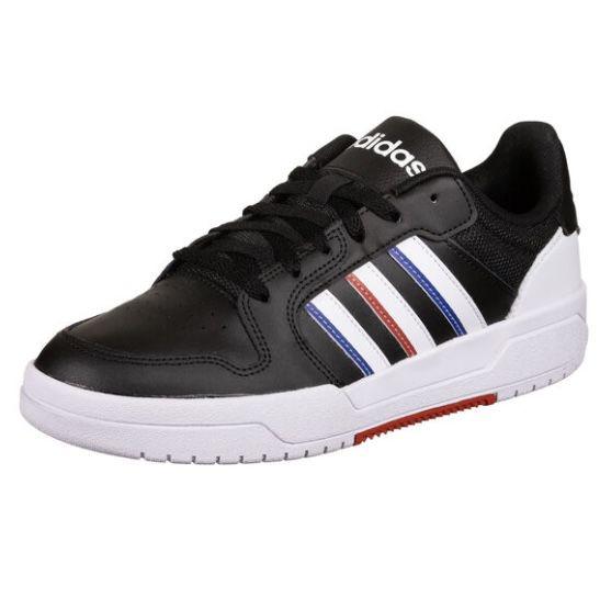 adidas Entrap Lowcut-Sneaker in Schwarz für 38,95€ (statt 56€)
