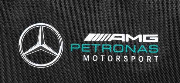 Mercedes AMG Petronas Sporttasche für 22€ (statt 34€)