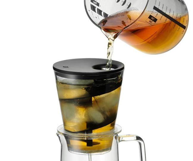 Bis 14 Uhr: WMF Turbo Cooler Ice Tea Time Getränkekühler für 11,99€ (statt 20€)