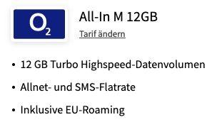 Samsung Galaxy Note10 256GB für 1€ mit O2 Allnet Flat inkl. 12GB für 19,99€ mtl.