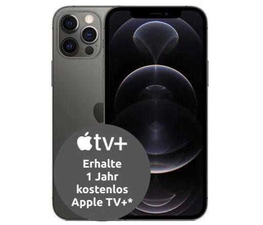 GigaKombi: Apple iPhone 12 Pro 128GB für 99€ + Vodafone Flat mit 45GB LTE/5G für 44,99€ mtl.