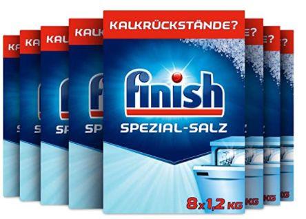 48kg Finish Spezial Spülmaschinensalz ab 23€ (statt 34€)