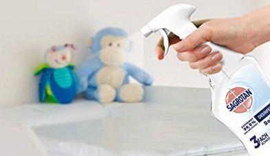 5x Sagrotan Desinfektions Reiniger Sprühflasche je 500ml für 11,72€ (statt 22€)   Prime Sparabo