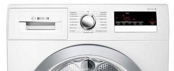 Bosch WTR85V80 Serie 4 Wärmepumpentrockner (7 kg Fassungsvermögen) für 518,90€ (statt 540€)