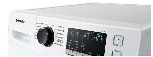 Samsung WW91T4543AE/EG Waschmaschine (9 kg, 1400 U/Min., D) für 469€ (statt 566€)