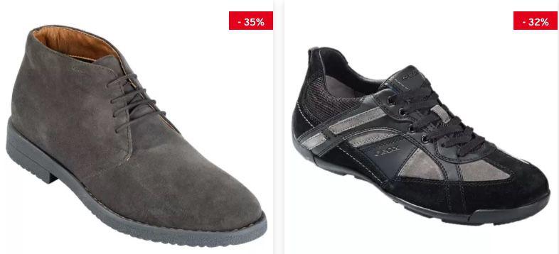 Geox Sale beim Vorteilshop + 26% Gutschein   z.B. Geox Pantolette für 48,09€ (statt 56€)